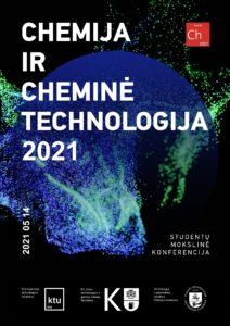 Chemija ir cheminė technologiaj konferencija 2021